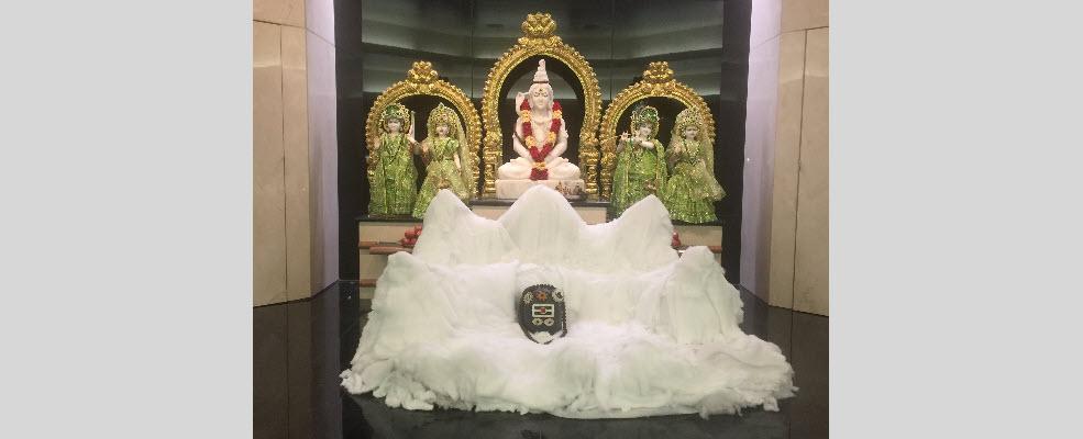 Lord Siva, Rama and Krsna